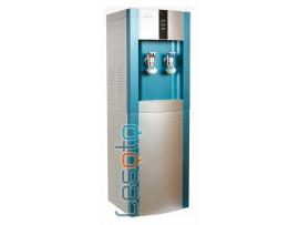 Напольный кулер для воды без охлаждения LESOTO 16 LK/E blue-silver