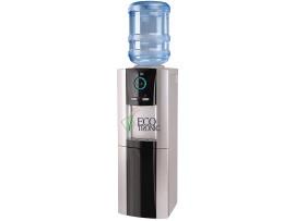 Кулер для воды напольный с холодильником Ecotronic G8-LF black