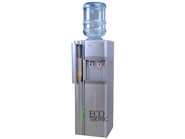 Кулер для воды напольный с холодильником Ecotronic G6-LF