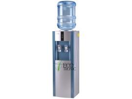 Кулер для воды напольный с холодильником Ecotronic H1-LF