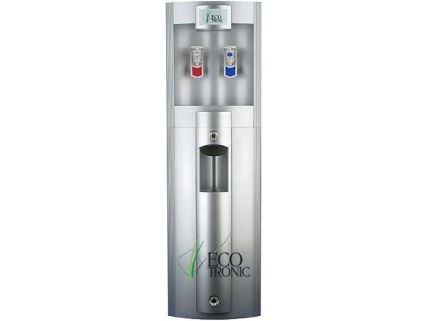 Напольный пурифайер с системой ультрафильтрации Ecotronic B50-U4L full silver