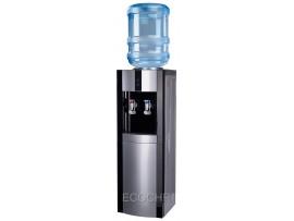 Кулер напольный с электронным охлаждением V21-LE black-silver (охлаждает воду)