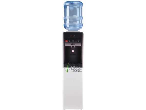 Кулер для воды напольный с компрессорным охлаждением Ecotronic M8-L