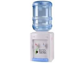 Кулер для воды настольный с электронным охлаждением Ecotronic C1-TE