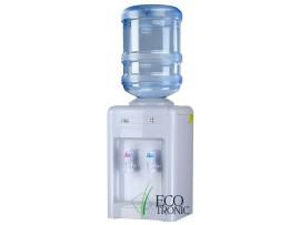 Кулер для воды настольный с компрессорным охлаждением  Ecotronic H2-T