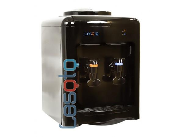 Настольный кулер для воды  LESOTO 36 TK BLACK без охлаждения