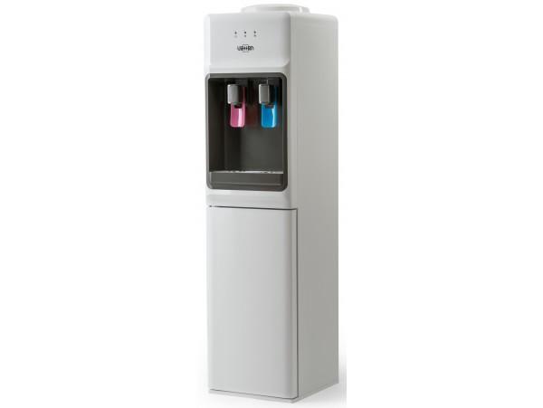 Кулер для воды напольный с компрессорным охлаждением VATTEN V44WK